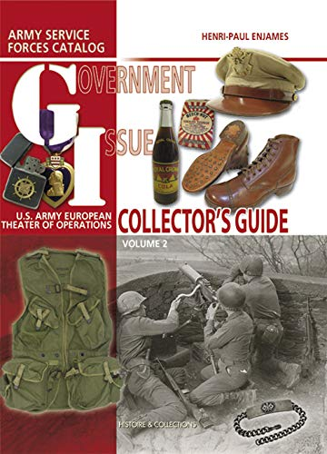 9782352500797: GI Collector's Guide, Vol. 2: U.S. Army European Theater of Operations