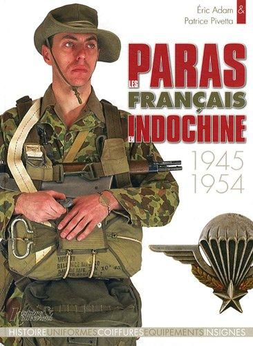 9782352500940: Les Paras Français en Indochine: 1945-1954 (French Edition)