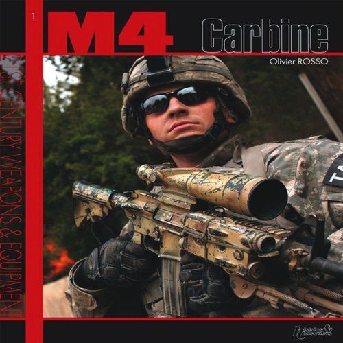 9782352500988: M4 Carbine (21st Century Weapons and Equipment)