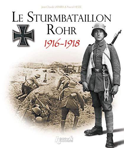 9782352501664: Le Sturmbataillon No. 5 Rohr 1916-1918