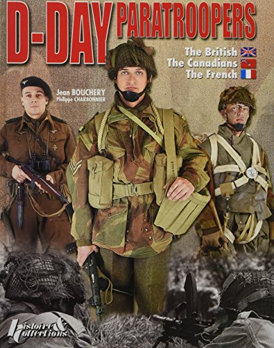 9782352502050: D-Day Paratroopers Volume 2: British, Canadian and French