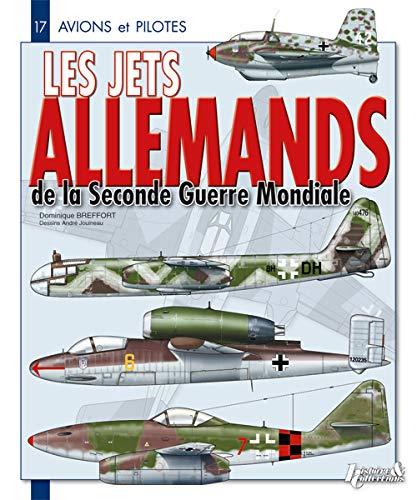 9782352502234: Jets allemands de la 2e guerre mondiale