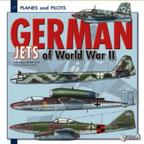 9782352502241: German Jets of World War II (Planes and Pilots)
