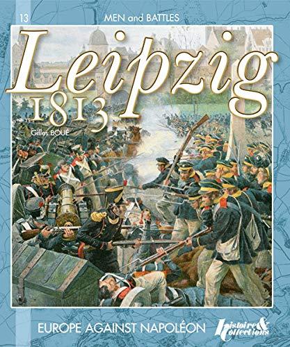 9782352502852: Leipzig 1813 (ang)