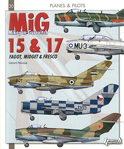MiG 15, MiG 17 (Planes & Pilots): Paloque, Gerard