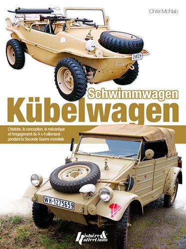 9782352503859: Kübelwagen-Schwimmwagen