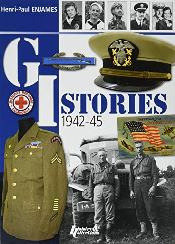 Gi Stories 1942-45 (Hardback): Henry-Paul Enjames