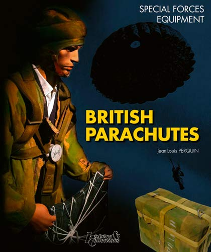 9782352504429: British Parachutes: Special Forces