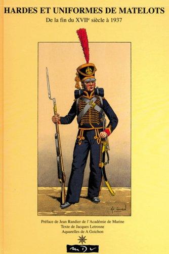 9782352610168: Hardes et uniformes de matelots (French Edition)