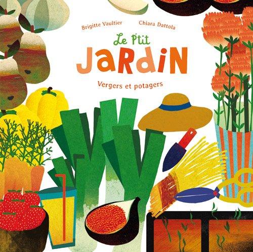 9782352631217: Le p'tit jardin