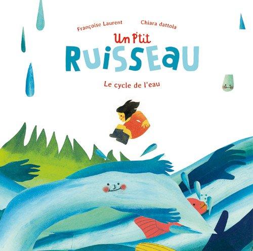 9782352631309: Le p'tit ruisseau
