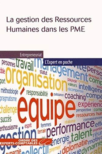 9782352674313: La gestion des reoussurces humaines dans les PME