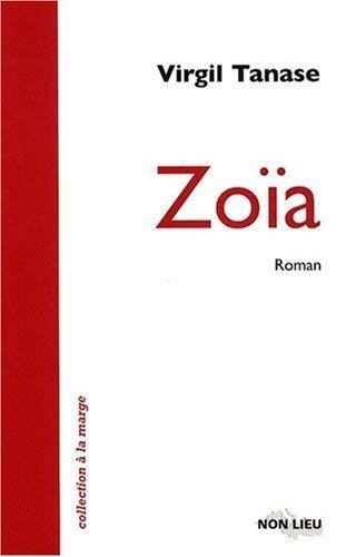 9782352700661: Zo�a (A la marge)