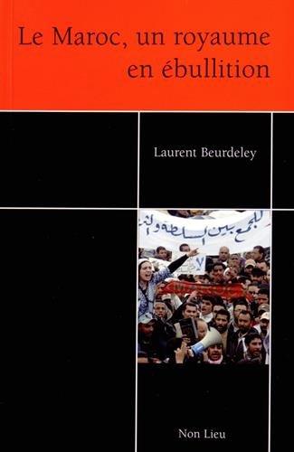 9782352701842: Le Maroc, un royaume en ébullition