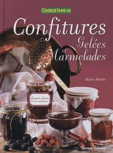9782352710141: Confitures, gelées et marmelades