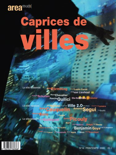 Area N16 Caprices de Ville; (French Edition): Collectif