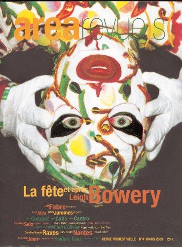 Area N4 la Fete et Après; (French Edition): Collectif