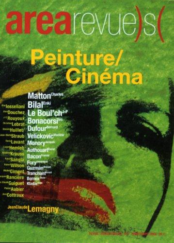 Area N7 Peinture et Cinema; (French Edition): Collectif