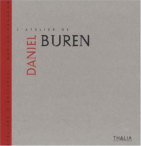 9782352780434: Daniel Buren (Ateliers d'artistes)