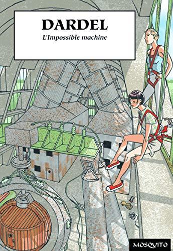 9782352832706: Bande dessinée l'impossible machine