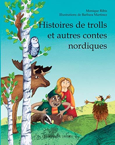9782352840541: histoires de trolls et autres contes nordiques