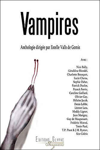 Vampires [Apr 01, 2008] Géraldine Blondel; Nicolas