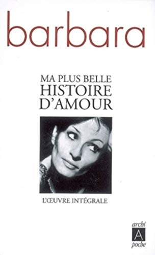 9782352870524: MA Plus Belle Histoire D'Amour (French Edition)