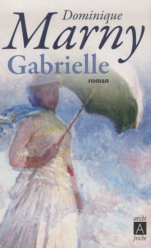 9782352871163: Gabrielle (French Edition)