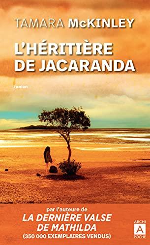9782352872870: L'héritière de Jacaranda (Romans étrangers)