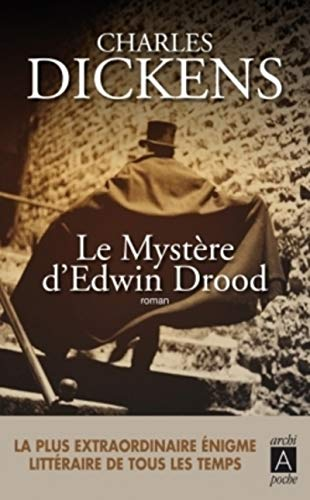 Le mystère d'Edwin Drood: Charles Dickens
