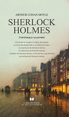 9782352876809: Tout Sherlock Holmes. L'intégrale illustrée