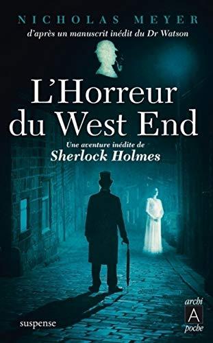 9782352877332: L'horreur du West End