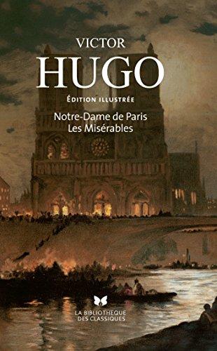 9782352878070: LES MISERABLES ILLUSTRES: et Notre-Dame de Paris