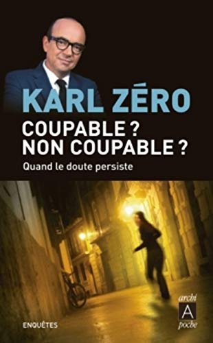 9782352878490: Coupable ? Non coupable ?