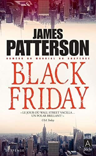 9782352879640: Black Friday (Suspense)