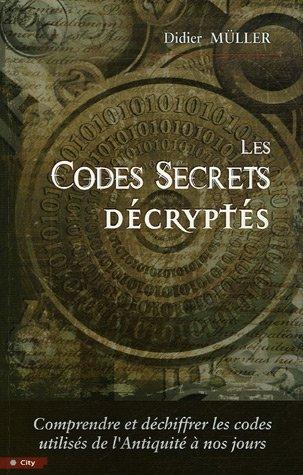 9782352880417: Les codes secrets d�crypt�s