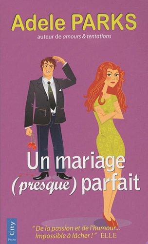 9782352883715: Un mariage (presque) parfait