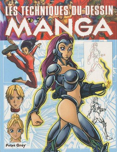 9782352884828: Les techniques du dessin manga