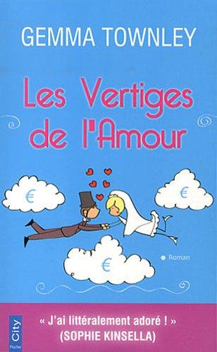 9782352887324: Les vertiges de l'amour