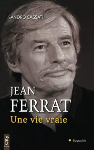 9782352888253: Jean Ferrat, une vie vraie