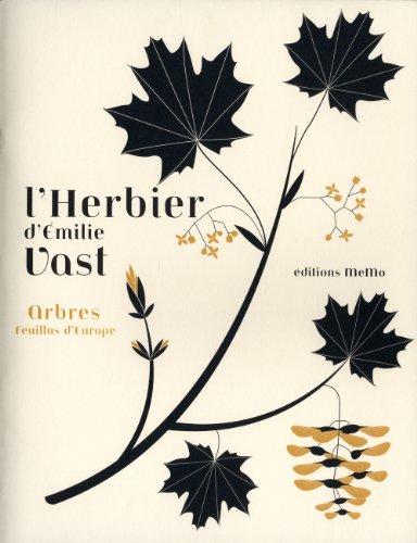 9782352890614: L'herbier d'Émilie Vast