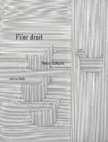9782352891017: Filer droit (French Edition)