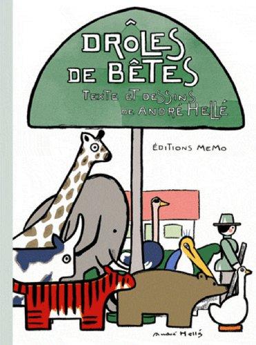 9782352891079: Drôles de bêtes (French Edition)
