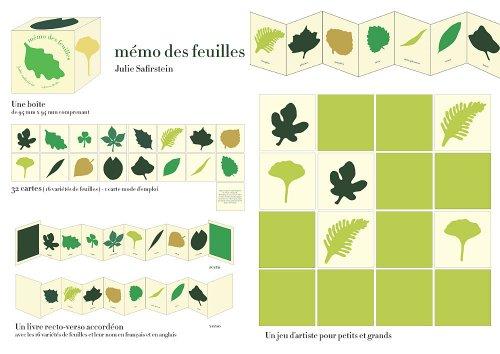 9782352891512: Mémo des feuilles