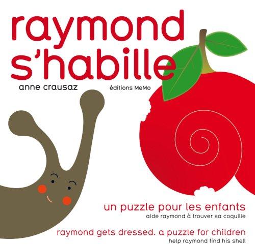 9782352891543: Puzzle Raymond s'habille