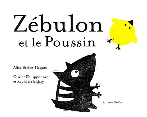 9782352892304: Zébulon et le poussin