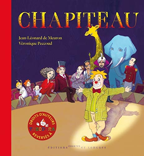 9782352900955: Chapiteau (French Edition)