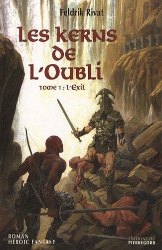 9782352910862: Les kerns de l'oubli, Tome 1 (French Edition)