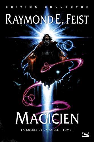 9782352941262: La Guerre de la Faille, Tome 1 : Magicien : Edition collector du 25e anniversaire
