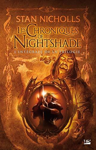 CHRONIQUES DE NIGHTSHADE: NICHOLLS STAN